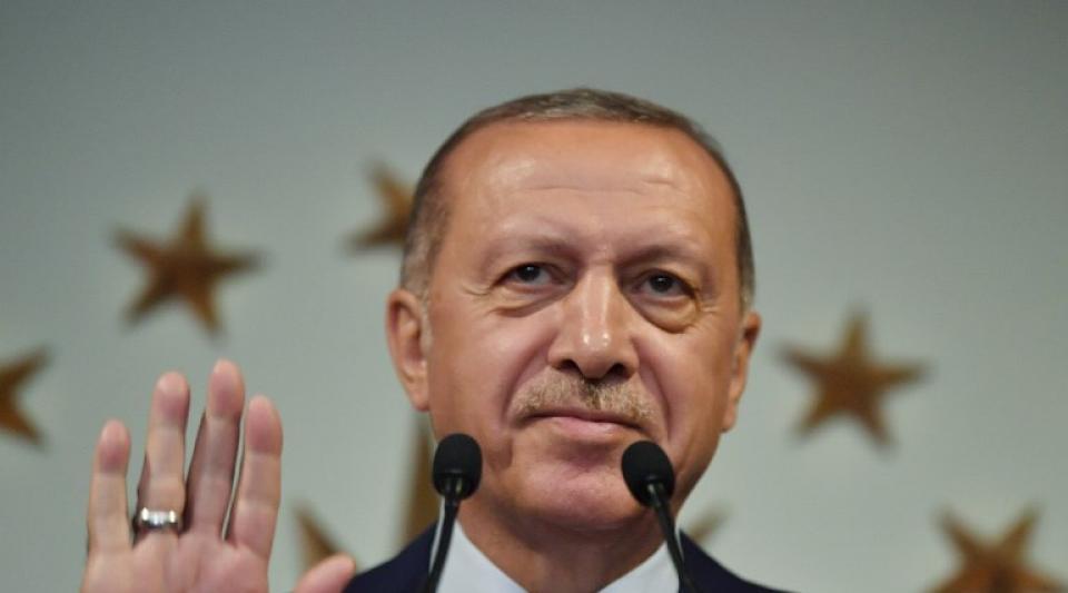 Erdogan veut implanter des écoles Turques en France