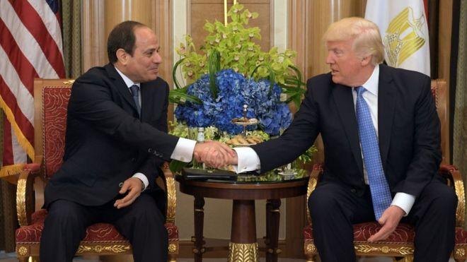 Trump près à déclarer les Frères Musulmans comme organisation terroriste