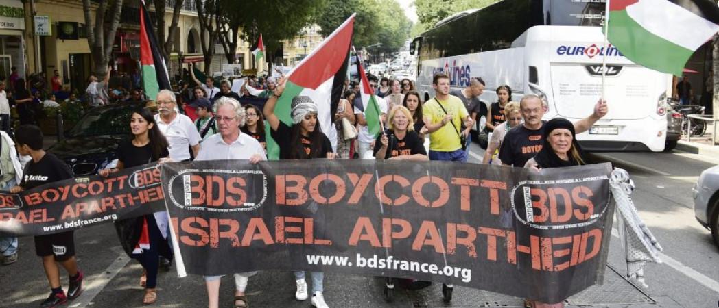 BDS Boycott Désinvestissement Sanctions.