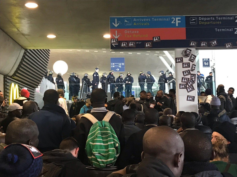 «La France c'est pas aux Français»