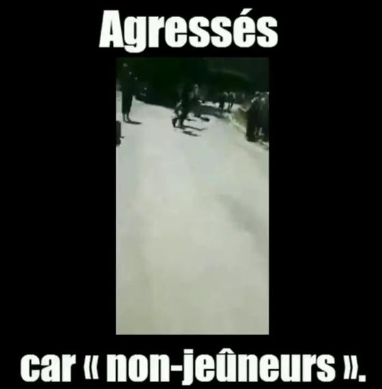Ramadan 2019 : «Chasse aux «non-jeûneurs» en Algérie»