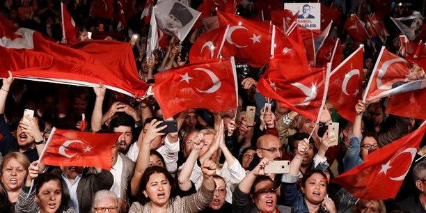 Erdogan fait annuler la victoire de l'opposition
