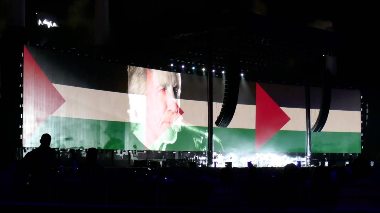 Roger Waters soutien BDS