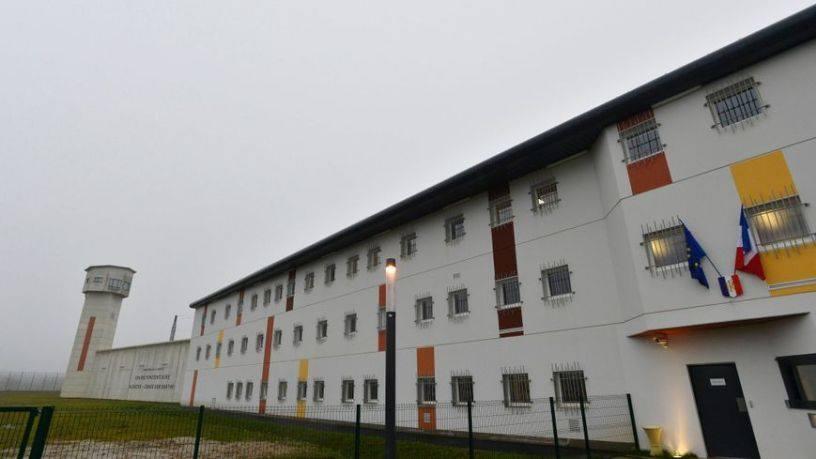 Sit-in islamiste à la prison de Condé-Sur-Sarthe