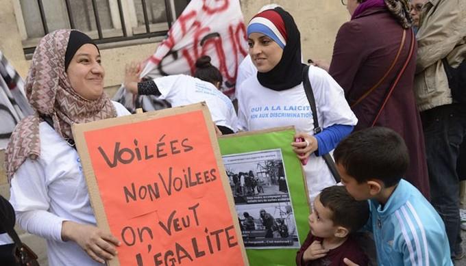 Victoire ! Le CCIF remercie Macron