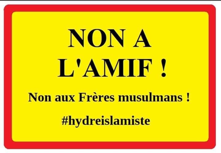 Macron et les Frères Musulmans (AMIF)